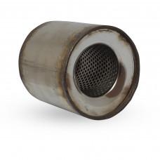 Пламегаситель коллекторный диаметр 90 длина 85 DMG